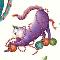 Cat-I-Tude Christmas - Benartex
