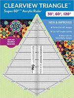 Clearview Super 60 Combination Ruler