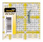 """Omnigrid  2.5"""" Square Ruler"""