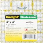 """Omnigrid 4"""" Square Ruler"""