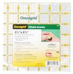 """Omnigrid 6.5"""" Square Ruler"""