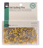 Pins, Quilting, Bonus Pack, 500 ct