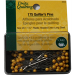 Pins, Quilting, 175 ct