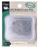Pins, Bridal & Lace, 225 ct