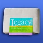 "Legacy Natural  80/20 Batting, 96"" x 9 yds"