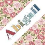"""Benartex 10"""" Squares, Abigail, 42ct"""
