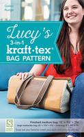 Lucy�s 3-in-1 Kraft-Tex Bag Pattern