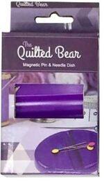 Magnetic Pin Dish, Purple