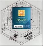 "Hexagon Shapes, 5"""