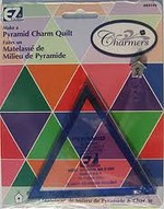 Charm Quilt Template - Pyramid
