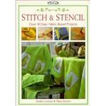 Stitch & Stencil - CLOSEOUT