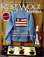 Rag Wool Applique - CLOSEOUT