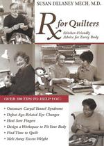 Rx for Quilters - CLOSEOUT