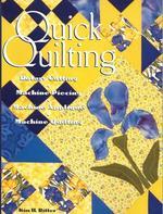 Quick Quilting - CLOSEOUT