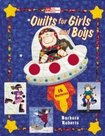 Quilts for Girls and Boys - CLOSEOUT