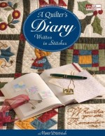 Quilter's Diary  - CLOSEOUT