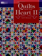 Quilts From the Heart II - CLOSEOUT