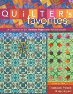 Quilter's Favorites, Vol 1 - CLOSEOUT
