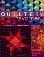 Quilter's Favorites, Vol 2 - CLOSEOUT