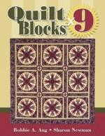 Quilt Blocks X 9 - CLOSEOUT