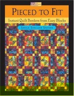 Pieced to Fit - CLOSEOUT