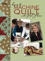 Learn to Machine Quilt with Pat Sloan - CLOSEOUT