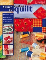 Learn to Machine Quilt - CLOSEOUT