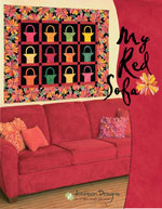 My Red Sofa - CLOSEOUT