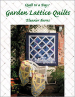 Garden Lattice Quilts