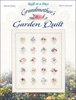 Grandmother�s Garden Quilt - CLOSEOUT