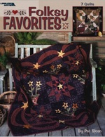 Folksy Favorites - CLOSEOUT