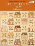 Fig Tree Quilts: Houses - CLOSEOUT