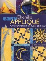 Easy Chenille Applique - CLOSEOUT