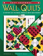 Easy Seasonal Wall Quilts - CLOSEOUT