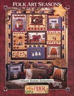 Folk Art Seasons - CLOSEOUT