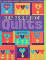 Cute as a Button Quilts:  - CLOSEOUT