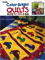 Color-Bright Quilts for Kids- CLOSEOUT