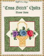 Cross Stitch Quilts- CLOSEOUT