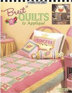 Breit Quilts to Applique- CLOSEOUT