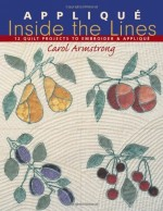 Applique Inside the Lines- CLOSEOUT