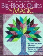 Big-Block Quilts by Magic- CLOSEOUT