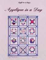 Applique in a Day - CLOSEOUT