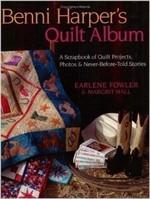 Benni Harper�s Quilt Album- CLOSEOUT