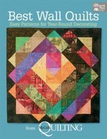 Best Wall Quilts from McCall�s Quilting- CLOSEOUT