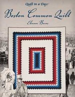 Boston Common Quilt - CLOSEOUT