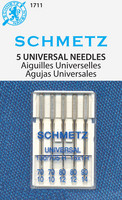 Schmetz Universal Needle Assortment, 5 ct