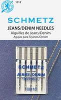 Schmetz Denim Needles,  16/100