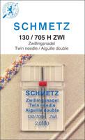 Schmetz Universal Twin Needle, 2.0/80