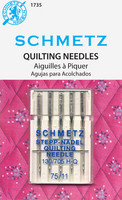 Schmetz Quilting Needles, 11/75