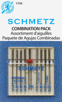 Schmetz Combination Pack Needles
